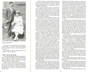 Calon Family History 1