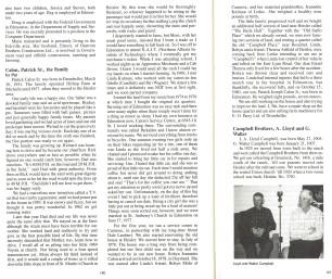 Calon Family History 2
