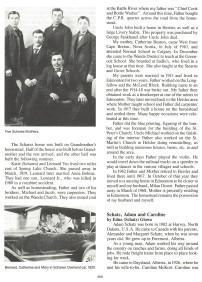 Schares Family History 2