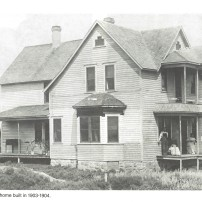 Schares Family History 3-Schares House