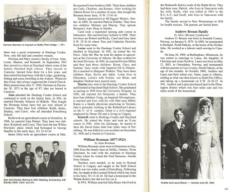 Brennan Family History 2