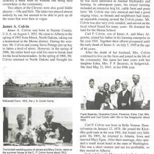 Colvin Family History 3