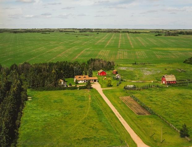 Tanton Aerial Photo 2