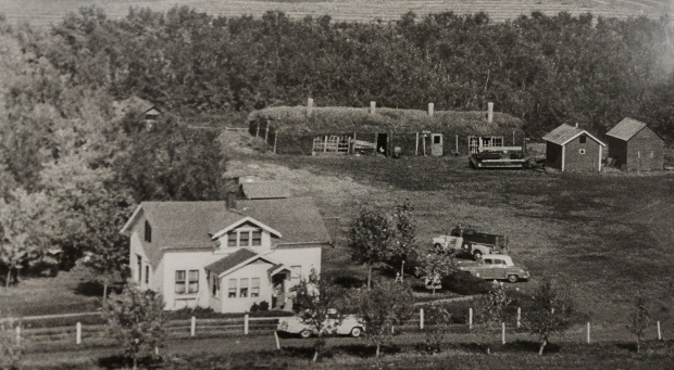 Badry Homestead 1956