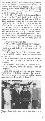 Borgel Family History 4 - Killam