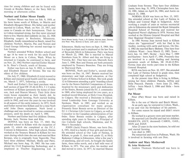 Moser Family History 1
