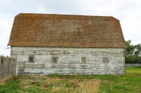 This frame shows the southern side of the barn.
