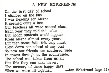 Eckstrand Poem